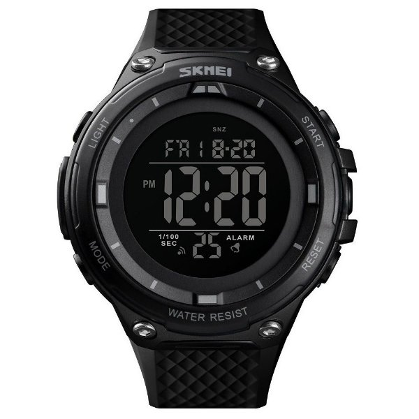 Relógio Masculino Skmei Digital 1441 - Preta