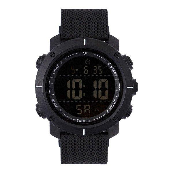 Relógio Masculino Tuguir Digital TG125 - Preto