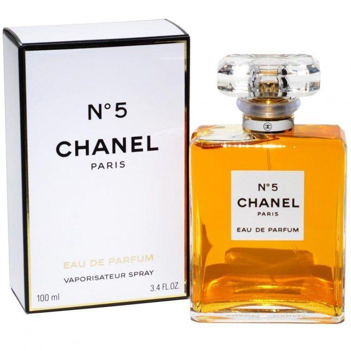 Perfume Chanel N°5 Feminino EDP 100ml