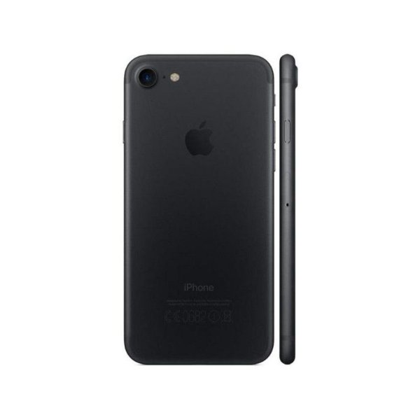 "Celular Smarthphone Apple iPhone 7 32GB 3GB 4.7"" 12MP/7MP - Preto Mate"