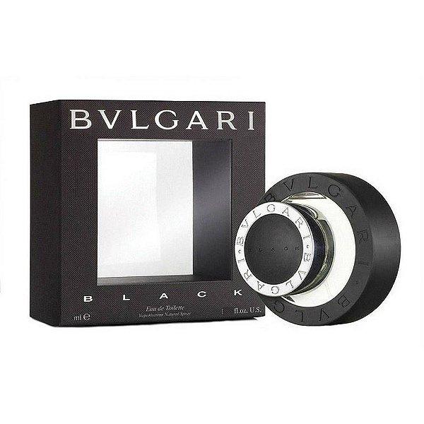 Perfume Bvlgari Black Eau de Toilette Masculino 75ML