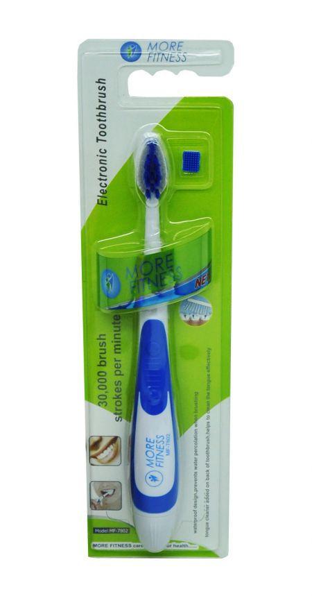 Escova Eléctrica Dental Morefitness MF-7802