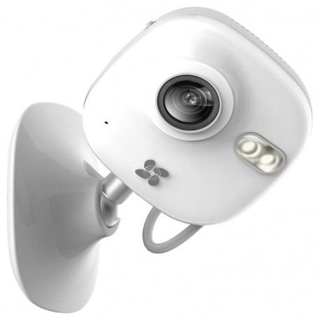 Câmera WiFi Ezviz C2 Mini HD 720P/ 2.4mm/ 1.3MP/Mic