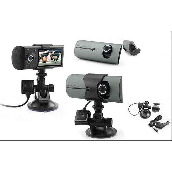 """Câmera Para Carro Powerpack CAR-DV2000 2.7"""" USB Preto"""