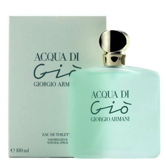 Perfume Giorgio Armani Acqua Di Gio EDT Feminino 100 ML