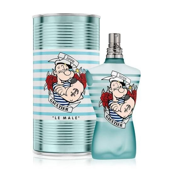 Perfume Jean Paul Gaultier Le Male Popeye EDT 125ML