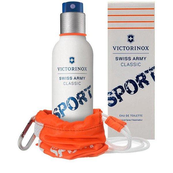 Perfume Victorinox Swiss Army Classic Sport 100ml.