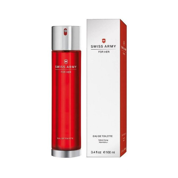 Perfume Victorinox Swiss Army For Her EDT F 100ML