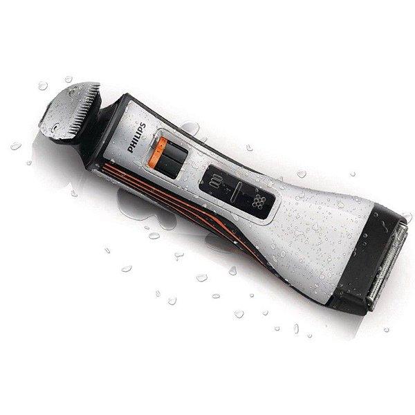 Barbeador e Aparador Philips StyleShaver QS6141