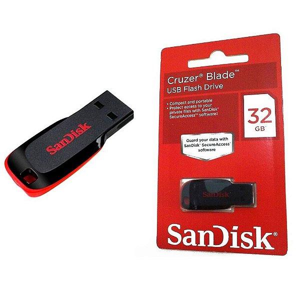PENDRIVE SANDISK 32GB Z50