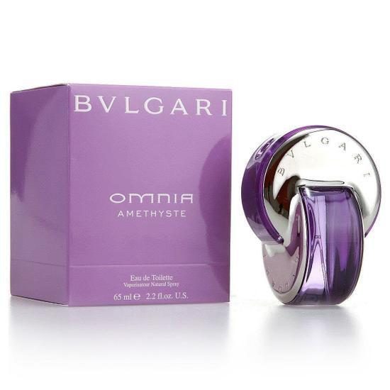 Perfume Bvlgari Omnia Amethyste Feminino 65 ML Edt
