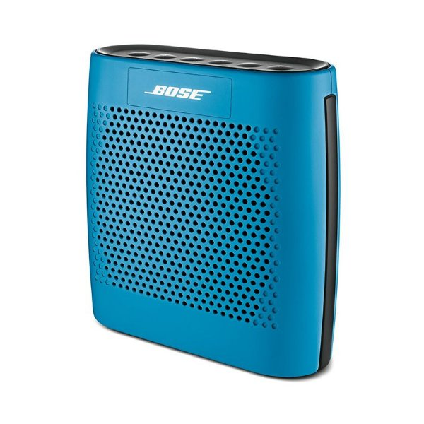 Caixa de Som Portatil Bose Soundlink Color II IPX4 Bluetooth Azul Bivolt