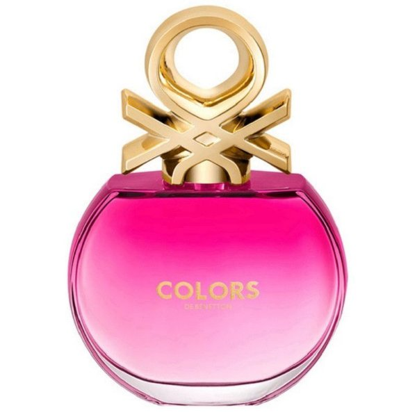Perfume Benetton United Colors Pink 80 Ml Feminino EDT