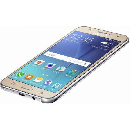 "Smartphone Samsung Galaxy J7 SM-J700M 16GB LTE 1 Sim Tela 5.5"" Câm.13MP+5MP-Preto"