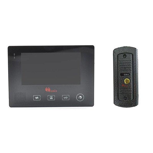 Vídeo Porteiro Fenix MDL-18BM Kit Touch 07