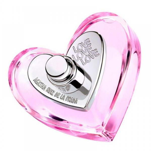 Perfume Agatha Ruiz de La Prada Love Love Love EDT 80ML