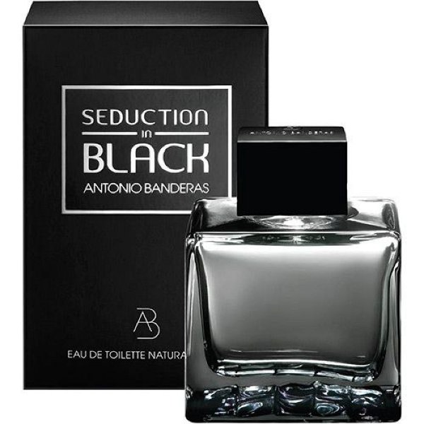 Perfume Antonio Banderas Seduction in Black EDT 100 ML