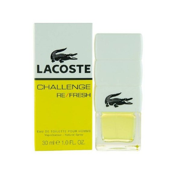 Perfume Lacoste Challenge Refresh EDT 30ML