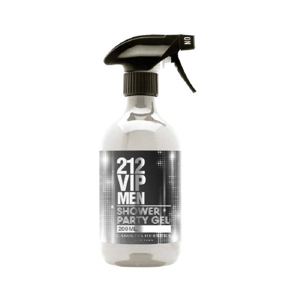 Gel Carolina Herrera Vip Men Shower Party Gel 250Ml