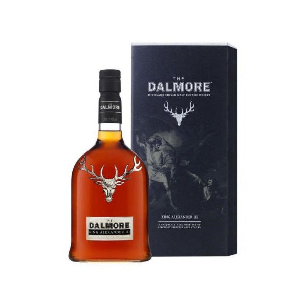 Whisky The Dalmore King Alexander III Vol. 700 Ml.