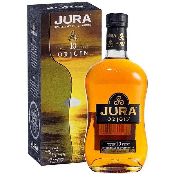 Whisky Jura Origin 700 Ml Com Caixa