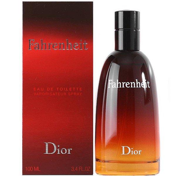 Perfume Dior Fahrenheit 100ML