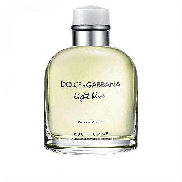 Perfume Dolce & Gabbana Light Blue Discover Vulcano EDT 125ML