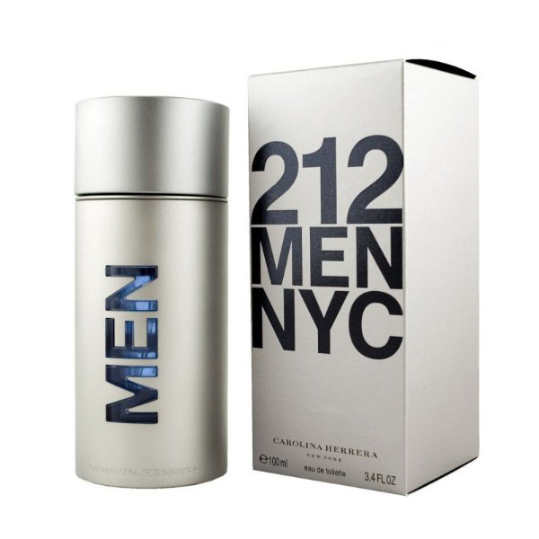 Perfume Carolina Herrera 212 EDT  Masculino 100ML