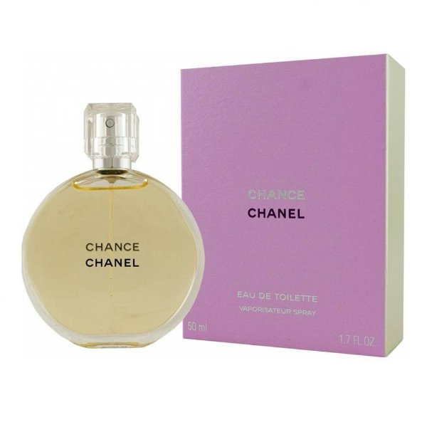 Perfume Chanel Chance EDT 50ML