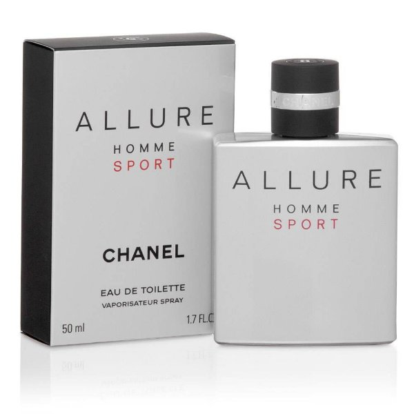 Perfume Chanel Allure Homme Sport EDT 50ML