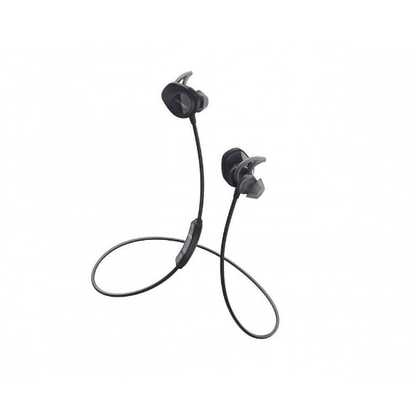 Fone de ouvido wireless Bose headphone soundsport in-ear preto