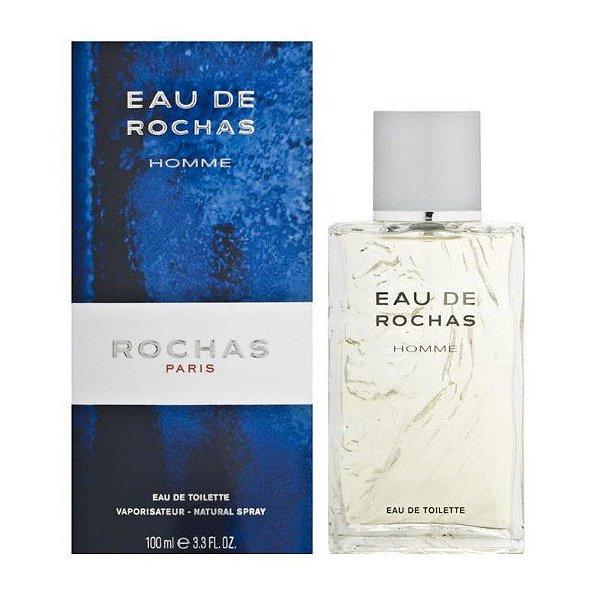 Perfume Eau De Rochas Homme M 100ml EDT