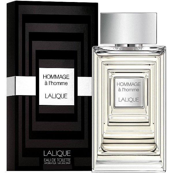 Perfume Lalique Hommage a L'Homme EDT 100ML