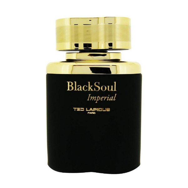Perfume Ted Lapidus Black Soul Imperial EDT M 50ML