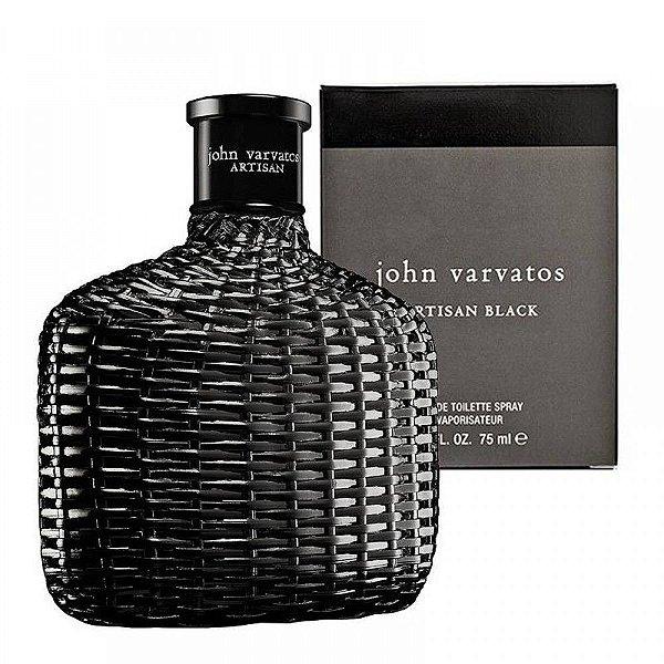 Perfume John Varvatos Artisan Black EDT 75ML