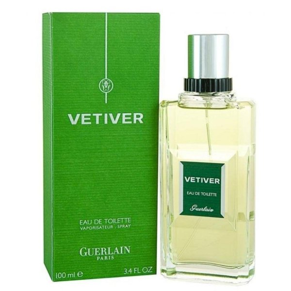Perfume Guerlain Vetiver Edt 100ml