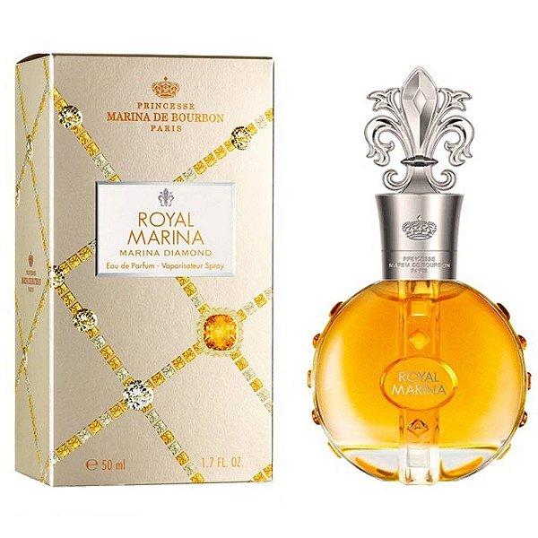 Perfume Marina Bourbon Royal Diamond EDP 50ML