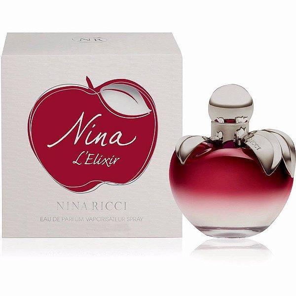 Perfume Nina Ricci L'Elixir EDP 80ML