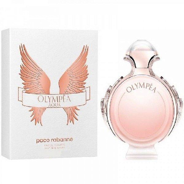 Perfume Paco Rabanne Olympea Aqua EDP F 80ML