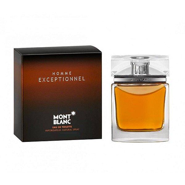 Perfume Montblanc Homme Exceptionnel EDT M 50ML