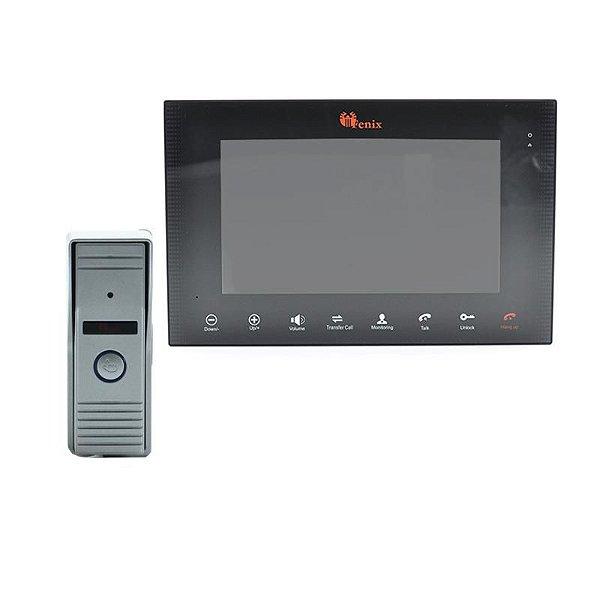 Vídeo Porteiro Fenix MDL-330W Cem Kit 94223-CM60