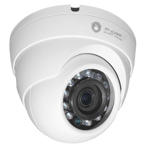 Câmera de Vigilância Orange CCTV IP HDW1220SN 1080P-Branco