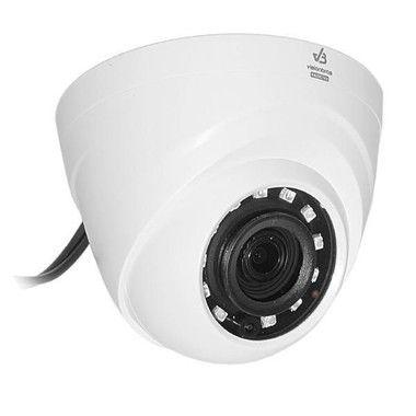 Câmera CCTV VisionBras HDW1200MN HDCVI Infravermelho 2MP 1080P HD Lente 3.6 – Branco