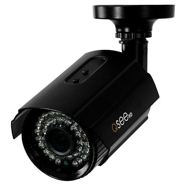 Câmera de Vigilância Q.SEE QTH8053B HD 1080p Indoor/Outdoor de 3.6mm Resistente a Água
