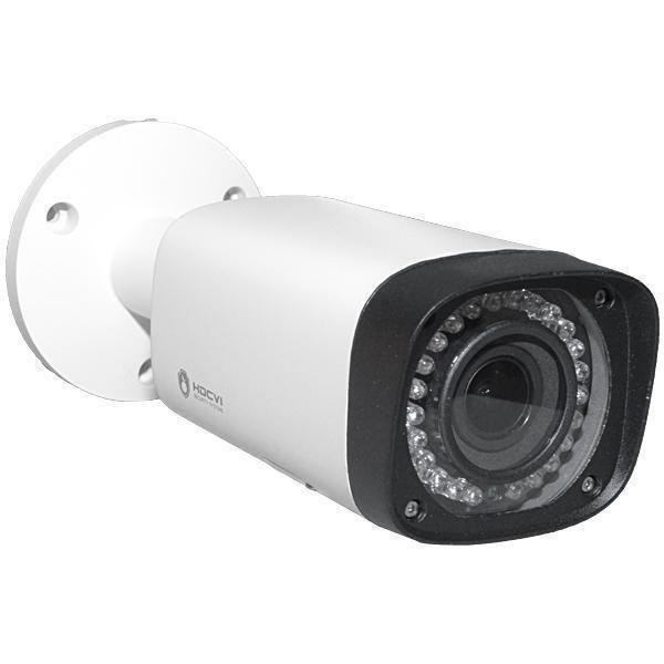 Camera CFTV HD Orange HDCVI HFW1100R-VF 720p 1MP Infravermelho 30m Verifocal Branco