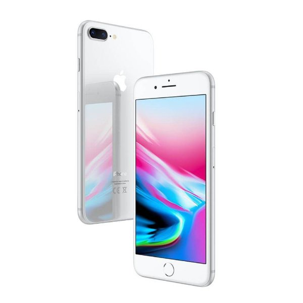 """SMARTPHONE APPLE IPHONE 8 PLUS 5,5"""" 64GB 2GB RAM 4G LTE PRATA"""