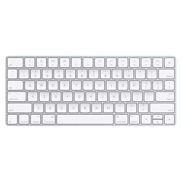 Teclado Magic Keyboard Apple MLA22LZ -  Bluetooth