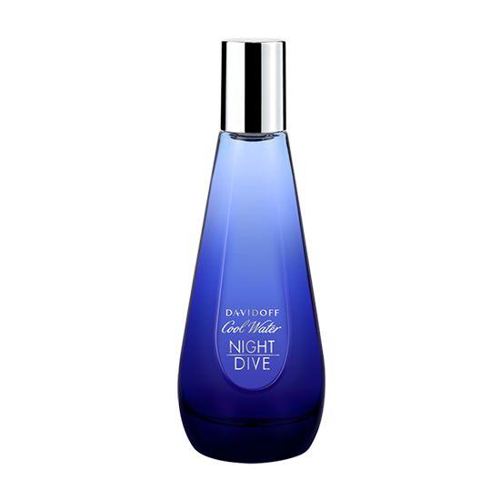 Perfume Davidoff Cool Water Night Dive Feminino 50ML EDT