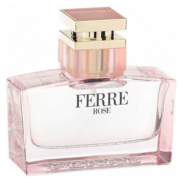 Perfume Gianfranco Ferre Rose EDT F 30ML