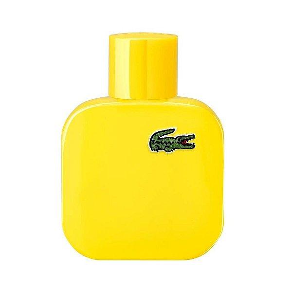 Perfume Lacoste L.12.12 Jaune Optimistic EDT M 175ML